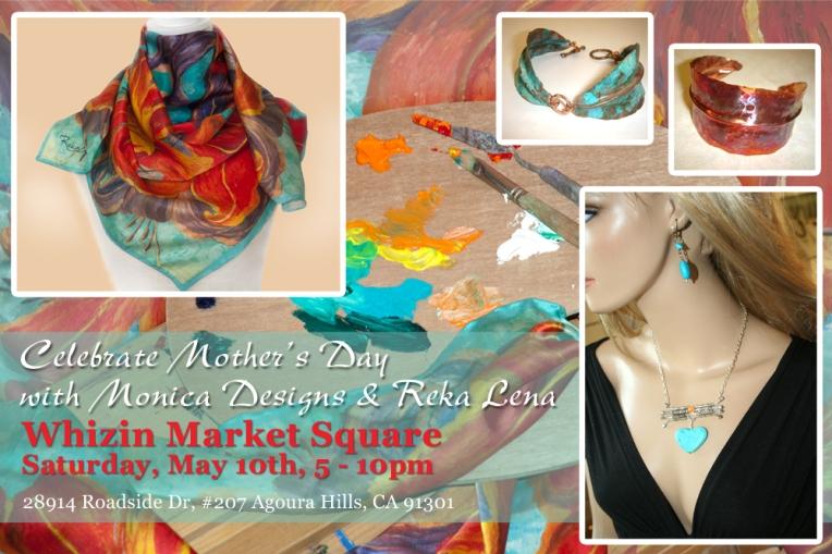 Mother's Day Whizin Market