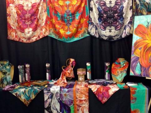 Contemporary Crafts Market Show, Pasadena CA