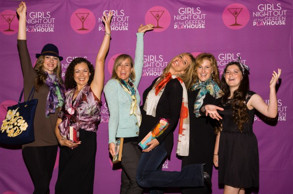 Geffen Playhouse Girls Night Out