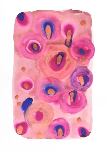 Bubbles Pink #1