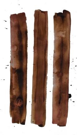 Stripes Copper